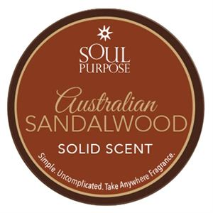 Picture of Australian Sandalwood Solid Scent - 0.5 oz